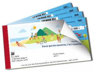 cheque vacances et coupon sport